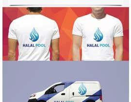 nº 173 pour Design ARABIC logo for HALALPOOL par xtrem777