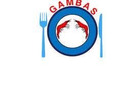 nº 8 pour Dealing one logo for a restaurant - simple job. par zamildesigner