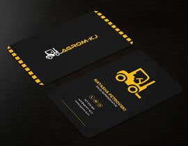 nº 43 pour Create a logo design,  bussines card, corporate letterhead A4 a folder containing marketing par mehfuz780