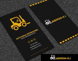 nº 73 pour Create a logo design,  bussines card, corporate letterhead A4 a folder containing marketing par mehfuz780