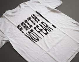 nº 55 pour Design a T-Shirt (Faith not Fear) par Faruk17