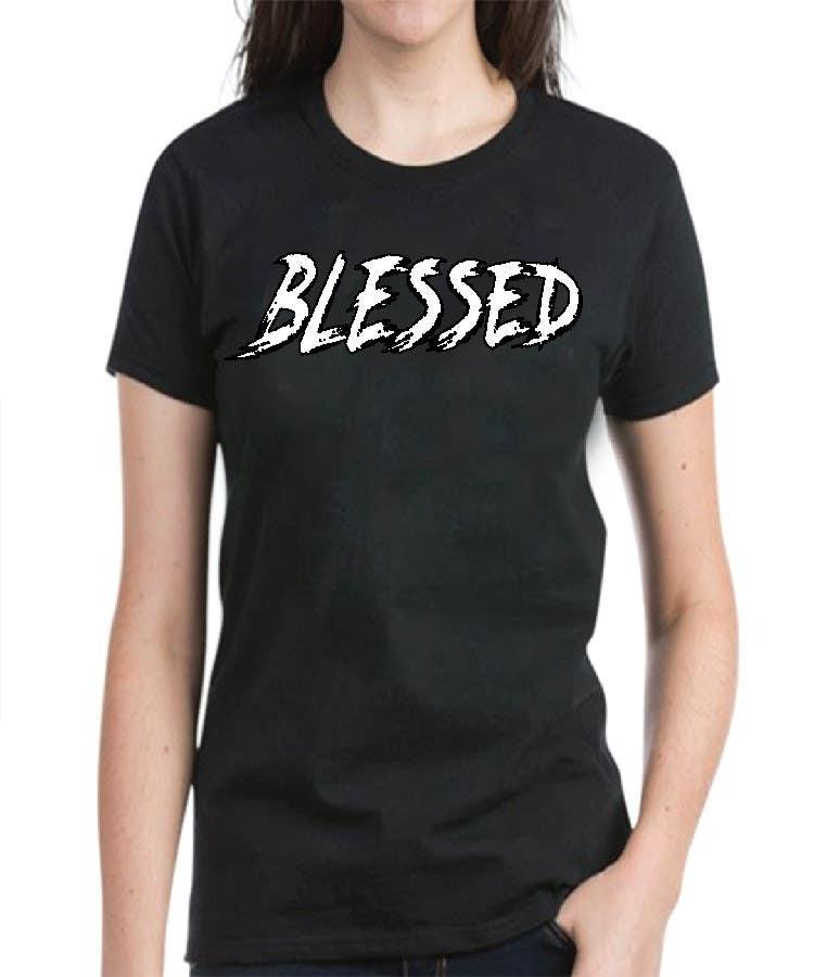 Proposition n°51 du concours Design a T-Shirt (Blessed)