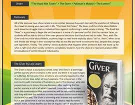nº 7 pour Graphic education materials. Make READING come ALIVE par alMusawar