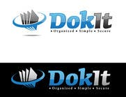 #185 for Logo Design for DokIt by bestidea1