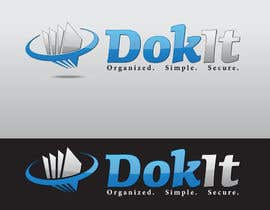 #197 for Logo Design for DokIt by bestidea1