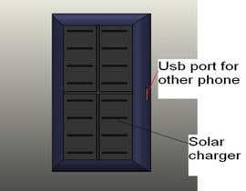 nº 5 pour 3D Modelling of portable backup battery for Smartphones par artyor