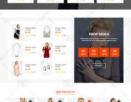 nº 11 pour Design a Search Engine Website Mockup par doomshellsl