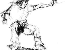 nº 6 pour Illustrate a skater par Farisahak1994
