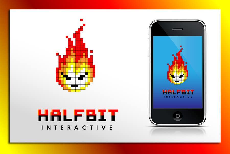 Конкурсная заявка №470 для Logo Design for HalfBit