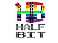 Graphic Design Конкурсная работа №292 для Logo Design for HalfBit