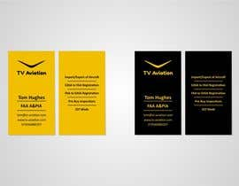 nº 77 pour Design some Business Cards par skochkovadym