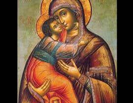 nº 6 pour Byzantine-style painting / illustration par sonnybautista143