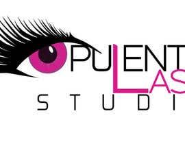nº 29 pour Opulent Lash Studio Logo par AfsanaGD