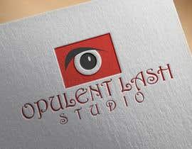 nº 87 pour Opulent Lash Studio Logo par mehedimasudpd
