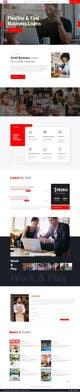 Icône de la proposition n°23 du concours Design a Website Mockup - HOMEPAGE ONLY - for a Mortgage Company