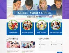 nº 13 pour Redesign Website Homepage and Make it Modern par bddesign9