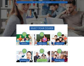 nº 39 pour Redesign Website Homepage and Make it Modern par aminurtopu