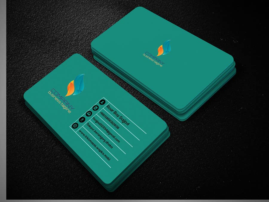 Proposition n°110 du concours Design some Business Cards
