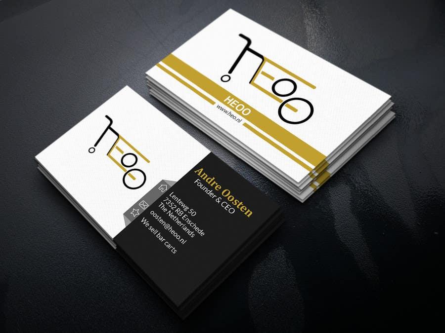 Proposition n°84 du concours Design some Business Cards