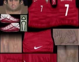 nº 10 pour Create 32 texture files for football kits (PNG) par JulioEdi