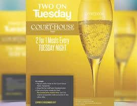 nº 36 pour Design a Flyer par meenapatwal