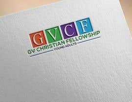 nº 40 pour Design a Logo for GV Christian Fellowship Young Adults (GVCF Young Adults) par Roney844