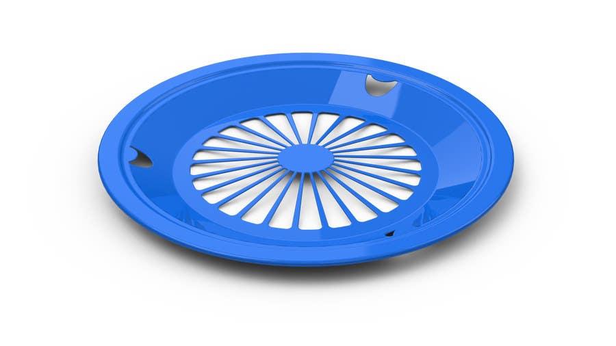 Proposition n°2 du concours 3D design with meassurements