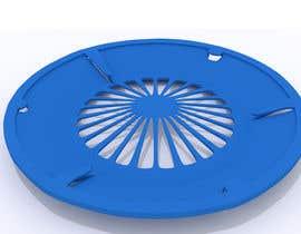 nº 9 pour 3D design with meassurements par CreativEditor