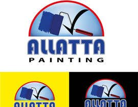 nº 18 pour Design a Logo For Painting Business par mdhkatebi