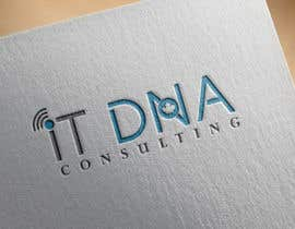 nº 117 pour Company Logo Design for company named  IT DNA Consulting par astradesigns22