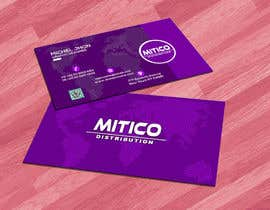 nº 109 pour Design some Business Cards for Mitico par mrmridha1