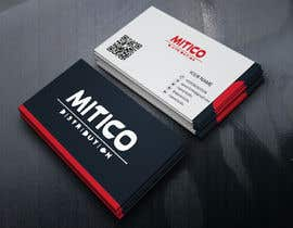 nº 110 pour Design some Business Cards for Mitico par kingkorkumarsah