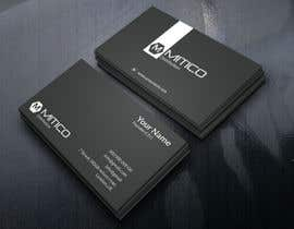 nº 124 pour Design some Business Cards for Mitico par shakilahmed569