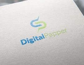 nº 68 pour Design a Logo for DigitalPapper par faisalaszhari87
