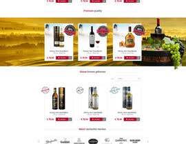 nº 19 pour Please improve elements of graphic design homepage - PSD available par creative2pl