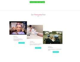 nº 13 pour Homepage Design for a Medical Hub par jassi01