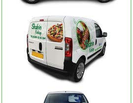 nº 6 pour Design for a car wrapping / Corporate Design exists par Azhoeck
