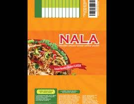 nº 9 pour Ramen Noodles Packaging Design Competition par ziamoni