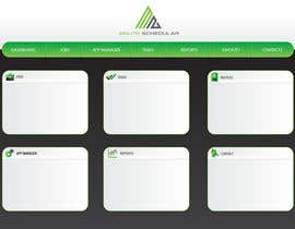 nº 9 pour I need some Graphic Design work for a new dashboard par wadiiadil