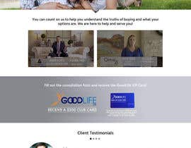 #11 for Re-Design a SINGLE LANDING PAGE - 1 PAGE ONLY by DinovaSolutions