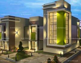 nº 19 pour Design and modification of the scheme Villa ( New Idea ) par jimdsouza1