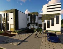 nº 27 pour Design and modification of the scheme Villa ( New Idea ) par reebk12