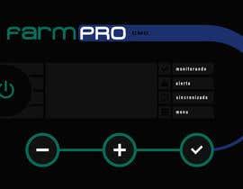 nº 7 pour panel sticker/membrane switch design par carlosced