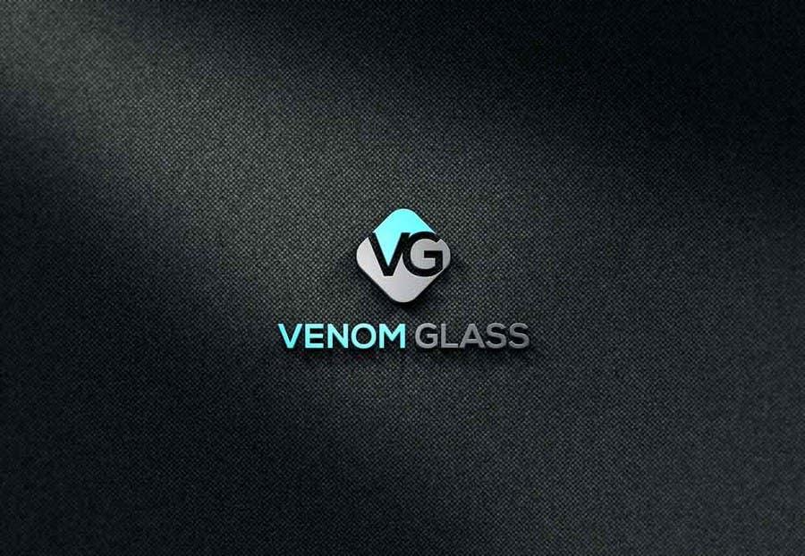 Proposition n°134 du concours Design a Logo - Venom Glass