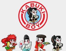 nº 34 pour Kabuki Kids Illustration Challenge. par hotxman
