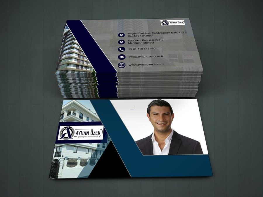 Proposition n°68 du concours business card