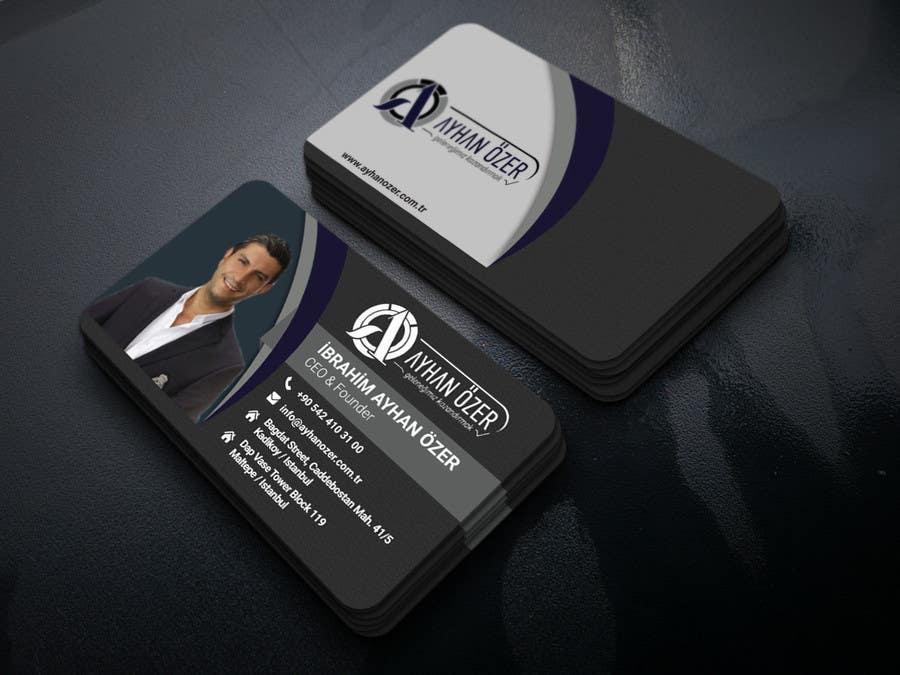 Proposition n°42 du concours business card