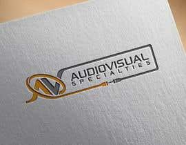 #13 for Audiovisual Logo by Marufdream