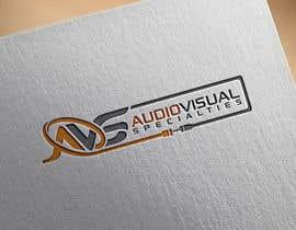 #25 for Audiovisual Logo by Marufdream