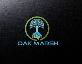 nº 96 pour Oak Marsh Neighborhood Logo par rezaEsuper